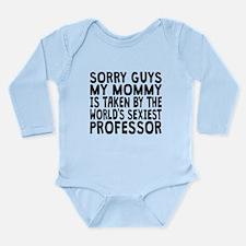 Mommy Is Taken By The Worlds Sexiest Professor Bod