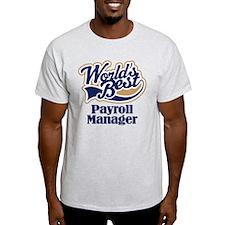Cute Worlds best office manager T-Shirt