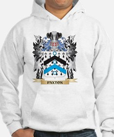 Paxton Coat of Arms - Family Cre Hoodie