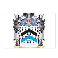 Paxton Coat of Arms - Fam Postcards (Package of 8)