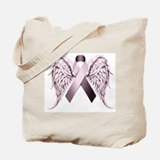 In Memory of - Purple Tote Bag