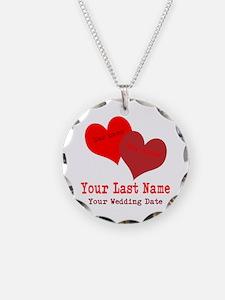 Wedding Hearts Necklace