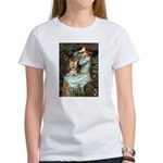 Ophelia's Yorkie (17) Women's T-Shirt