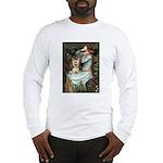 Ophelia's Yorkie (17) Long Sleeve T-Shirt