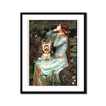 Ophelia's Yorkie (17) Framed Panel Print
