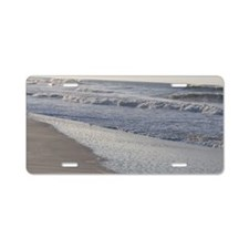 Gulf Shores morning Aluminum License Plate