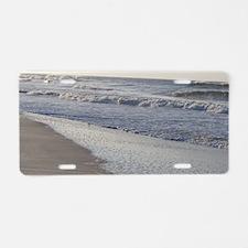 Gulf Shores morning Aluminum License Plate