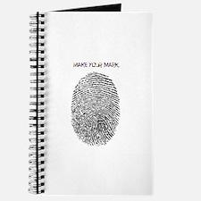 Thumb Print Journal