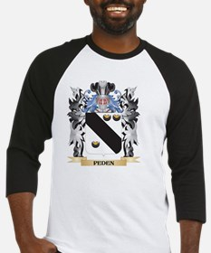 Peden Coat of Arms - Family Crest Baseball Jersey