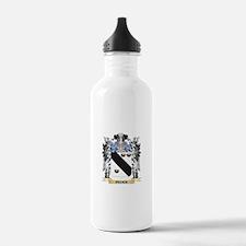Peden Coat of Arms - F Water Bottle