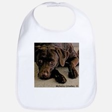 ChocolateLab2 Bib