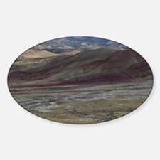 Painted Hills Decal