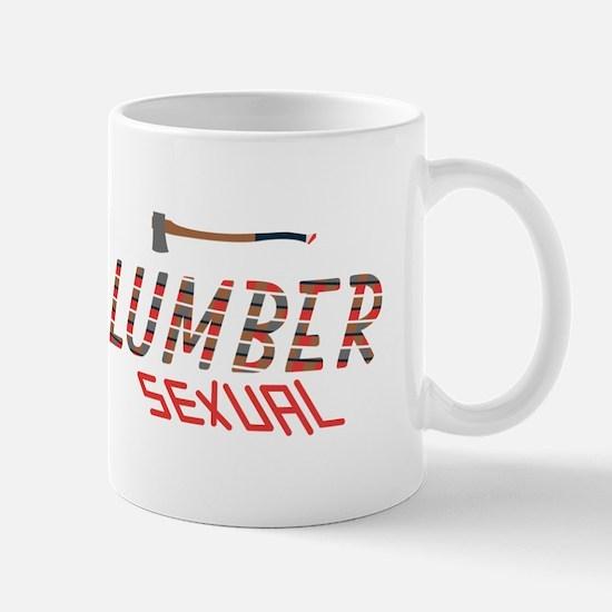 Lumber Sexual Mugs