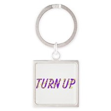 Turn Up Keychains