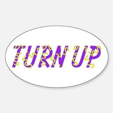 Turn Up Decal