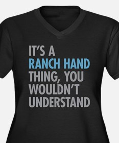 Ranch Hand Thing Plus Size T-Shirt