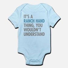 Ranch Hand Thing Body Suit