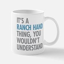 Ranch Hand Thing Mugs