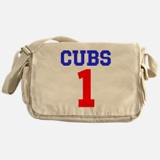 CUBS #1 Messenger Bag