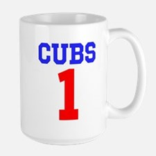 CUBS #1 Mug