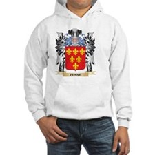 Penne Coat of Arms - Family Cres Hoodie