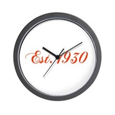 Cool Special occasions Wall Clock