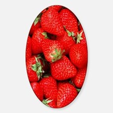 Strawberry Flip Decal
