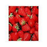 Strawberry Blankets