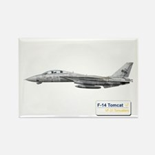 VF-31 Tomcatters Rectangle Magnet (10 pack)