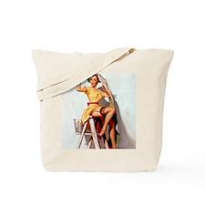 Elvgren Tote Bag