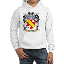 Perazzi Coat of Arms - Family Cr Hoodie