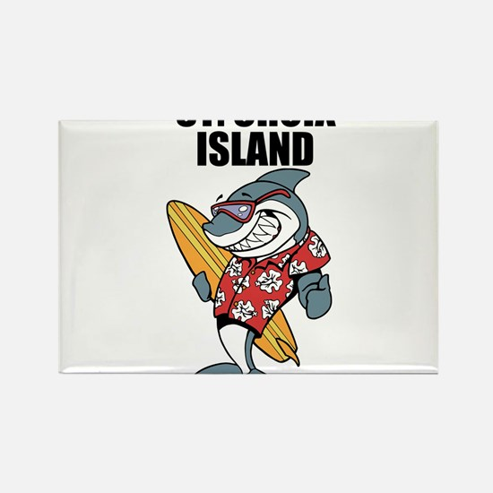 St. Croix Island Magnets