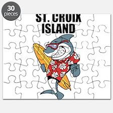 St. Croix Island Puzzle