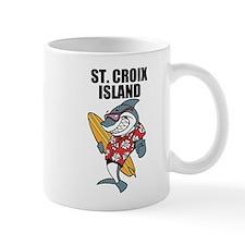 St. Croix Island Mugs
