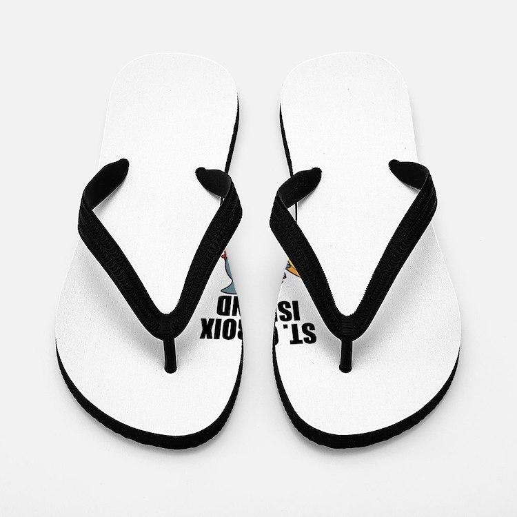 St. Croix Island Flip Flops
