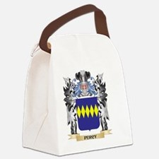 Percy Coat of Arms - Family Crest Canvas Lunch Bag