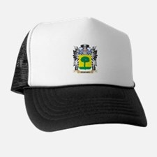 Pereira Coat of Arms - Family Crest Trucker Hat