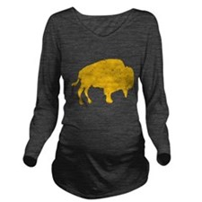 Unique Fans Long Sleeve Maternity T-Shirt