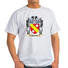 Peroni Coat of Arms - Family Crest T-Shirt