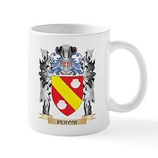 Peroni Coat of Arms - Family Crest Mugs