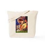 Mandolin Angel / Yorkie (17) Tote Bag