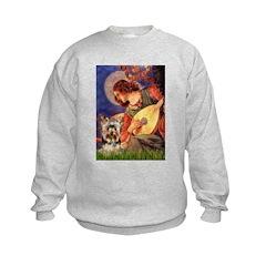Mandolin Angel / Yorkie (17) Sweatshirt