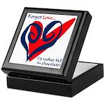 Forget Love Keepsake Box