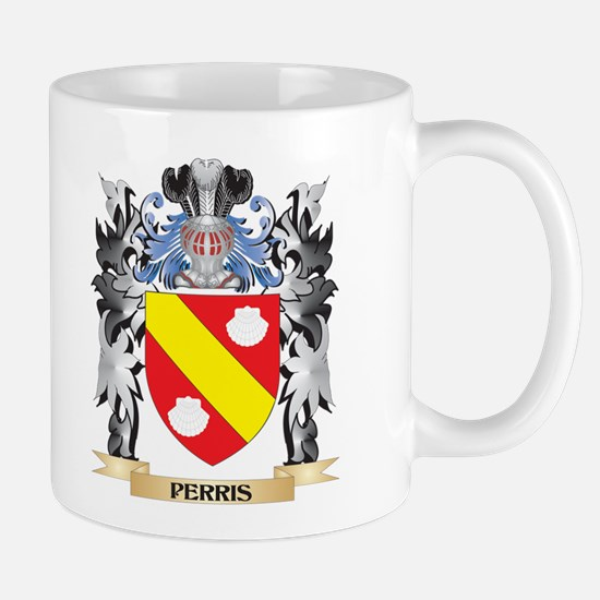 Perris Coat of Arms - Family Crest Mugs