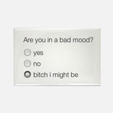 Are you in a bad mood ? Magnets