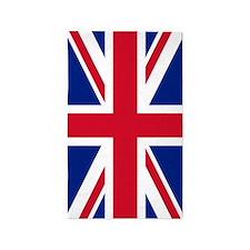 Union Jack: Up & Down Area Rug