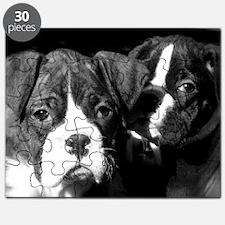 Boxer Puppies Puzzle