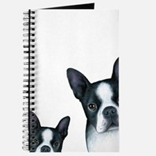 Dog 128 Boston Terrier Journal