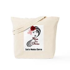 2 Sided Tote Bag Jezzie Logo Front/smc Logo Back