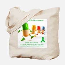 Mental Health Awareness Tote Bag